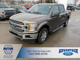 Used 2019 Ford F-150 XLT 2.7L ECOBOOST - HEAVY DUTY SHOCKS - TRAILER HITCH for sale in Calgary, AB