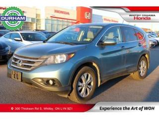 Used 2014 Honda CR-V AWD 5DR EX-L for sale in Whitby, ON