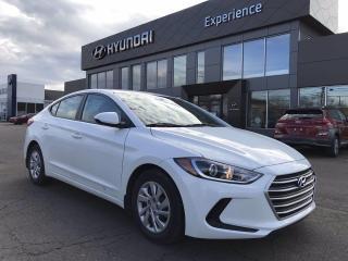 Used 2017 Hyundai Elantra LE for sale in Charlottetown, PE