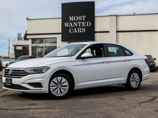 Used 2019 Volkswagen Jetta COMFORTLINE|CAMERA|TOUCHSCREEN|ALLOYS|APPLE CAR PLAY for sale in Kitchener, ON