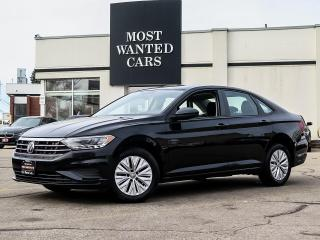 Used 2019 Volkswagen Jetta COMFORTLINE|CAMERA|ALLOYS|LED|APPLE CAR PLAY for sale in Kitchener, ON