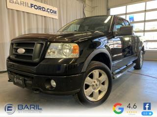 Used 2007 Ford F-150 Cabine Super 4RM 145 po FX4 for sale in St-Hyacinthe, QC