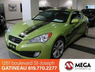 Used 2011 Hyundai Genesis Coupe for sale in Gatineau, QC