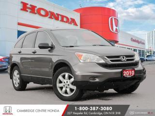 Used 2010 Honda CR-V LX for sale in Cambridge, ON