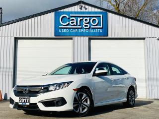 Used 2017 Honda Civic LX for sale in Stratford, ON
