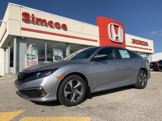 New 2021 Honda Civic LX for sale in Simcoe, ON