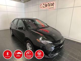 Used 2018 Toyota Corolla Ce - Bluetooth for sale in Québec, QC