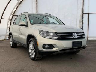 Used 2013 Volkswagen Tiguan 2.0 TSI Comfortline DUAL PANE SUNROOF, NAVIGATION , LEATHER HEATED SEATS for sale in Ottawa, ON