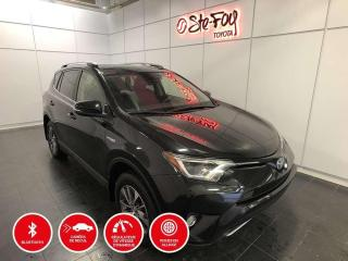 Used 2018 Toyota RAV4 HYBRIDE - XLE - AWD - TOIT OUVRANT for sale in Québec, QC