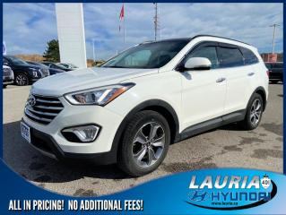 Used 2016 Hyundai Santa Fe XL V6 AWD Luxury for sale in Port Hope, ON
