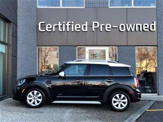 Used 2018 MINI Cooper Countryman COUNTRYMAN w/ AWD / LEATHER / PANO ROOF for sale in Calgary, AB