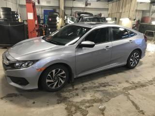 Used 2018 Honda Civic EX CVT for sale in Gatineau, QC