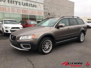 Used 2008 Volvo XC70 TOIT+CUIR+V6+AWD+A/C+AUTOMATIQUE+BLUETOOTH+GR. ÉLE for sale in St-Hubert, QC
