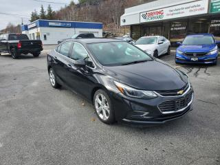 Used 2017 Chevrolet Cruze Premier Auto PREMIERE for sale in Greater Sudbury, ON