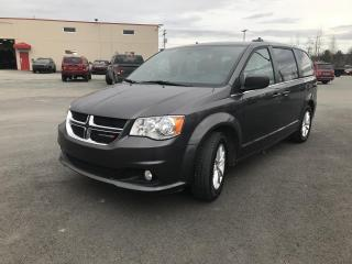 Used 2018 Dodge Grand Caravan SXT Premium Plus 2RM for sale in Sherbrooke, QC
