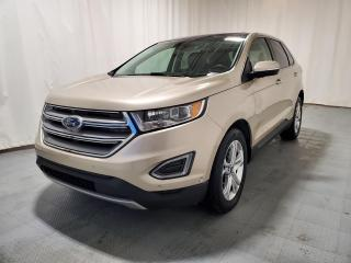 Used 2018 Ford Edge Titanium AWD for sale in Regina, SK