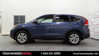 Used 2014 Honda CR-V EX + AWD + BLUETOOTH + CAMERA DE RECUL ! for sale in Trois-Rivières, QC