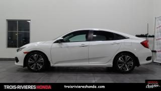 Used 2016 Honda Civic EX-T + GARANTIE 5/100 + HONDA SENSING ! for sale in Trois-Rivières, QC