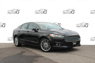 Used 2014 Ford Fusion SE ALL WHEEL DRIVE CERTIFIED for sale in Hamilton, ON