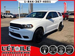 Used 2020 Dodge Durango GT AWD for sale in Jonquière, QC
