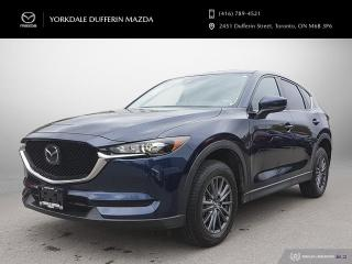 Used 2021 Mazda CX-5 GS AWD at for sale in York, ON