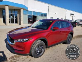 New 2021 Mazda CX-5 GX - Heated Seats -  Apple CarPlay for sale in Steinbach, MB