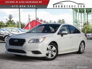 Used 2016 Subaru Legacy 2.5i Touring Package MANUAL TRANSMISSION ! for sale in Stittsville, ON