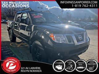 Used 2016 Nissan Frontier Pro-4X for sale in Rouyn-Noranda, QC