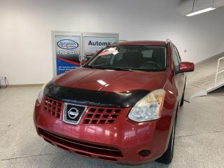 Used 2010 Nissan Rogue SL for sale in Rouyn-Noranda, QC