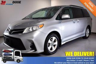 Used 2019 Toyota Sienna LE for sale in Mississauga, ON