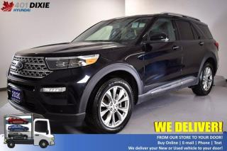 Used 2020 Ford Explorer LIMITED for sale in Mississauga, ON