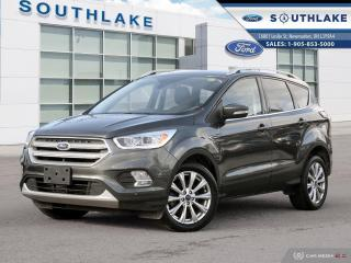 Used 2018 Ford Escape Titanium for sale in Newmarket, ON
