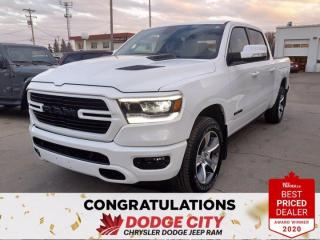 Used 2020 RAM 1500 SPORT for sale in Saskatoon, SK