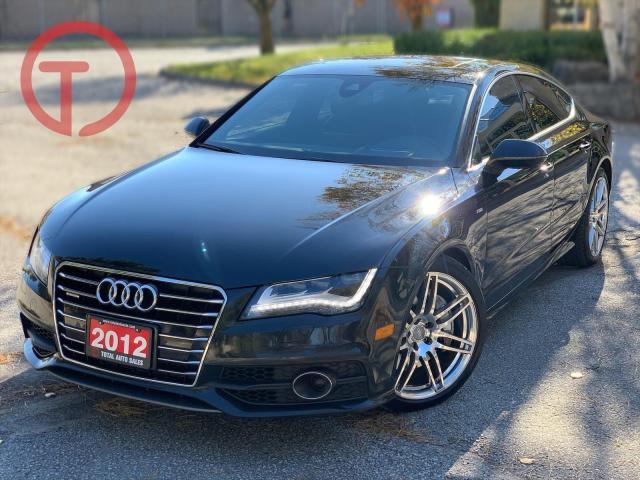 2012 Audi A7 3.0 Premium-AWD-BOSE