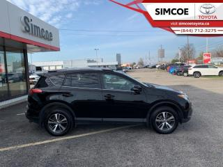 Used 2018 Toyota RAV4 XLE  - Sunroof -  Power Tailgate - $168 B/W for sale in Simcoe, ON