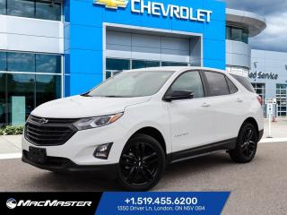 New 2021 Chevrolet Equinox LT SPORT EDITION   TURBO   AWD   LEATHER PKG   FORWARD COLLISION ALERT   REAR VIEW CAMERA for sale in London, ON