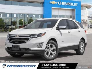 New 2021 Chevrolet Equinox Premier LUXURY PKG | TURBO | AWD | HEATED SEATS | BLIND SPOT SENSOR | REAR VIEW CAMERA for sale in London, ON