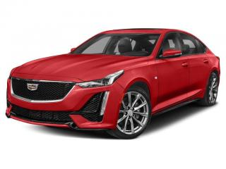 New 2021 Cadillac CTS Sport TECHNOLOGY PKG | TURBO | AWD | ULTRAVIEW SUNROOF | NAVIGATION | BOSE SOUND SYSTEM for sale in London, ON
