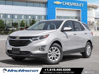 New 2021 Chevrolet Equinox LT TURBO | FWD | PREMUM CLOTH SEATS | HEATED SEATS | BLUETOOTH | REAR VIEW CAMERA for sale in London, ON