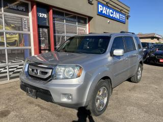 Used 2011 Honda Pilot EX-L w/RES for sale in Kitchener, ON