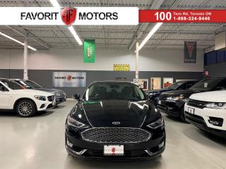 Used 2019 Ford Fusion Hybrid Titanium|NAV|SUNROOF|LEATHER|SAFETECH for sale in North York, ON