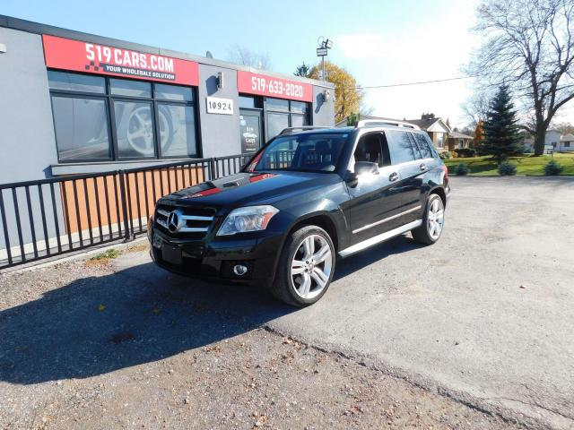 2010 Mercedes-Benz GLK-Class GLK 350|LEATHER|PANO ROOF|AWD