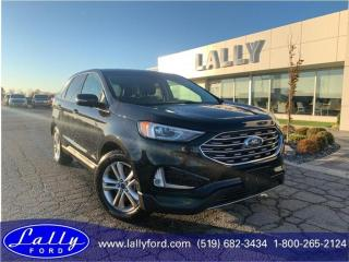 Used 2019 Ford Edge SEL, AWD, Roof, Leather, Nav!! for sale in Tilbury, ON
