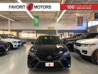 Used 2019 Toyota Camry SE|LEATHER|ALLOYS|BACKUPCAM|SAFETYTEC for sale in North York, ON