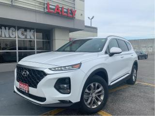 Used 2020 Hyundai Santa Fe Essential 2.4  w/Safety Package Essential #AWD #BlindSpot #Htd Seat #Brake assist for sale in Chatham, ON