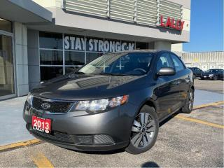 Used 2013 Kia Forte 2.0L EX EX, #New Tires & Brakes #One Own #Safetied for sale in Chatham, ON