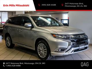 New 2020 Mitsubishi Outlander Phev SEL S-AWC for sale in Mississauga, ON