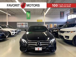 Used 2017 Mercedes-Benz E-Class E400|4MATIC|NAV|BURMESTER|AMBIENT|DUALROOF|PILOT|+ for sale in North York, ON