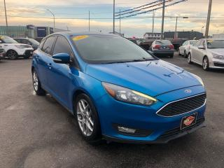 Used 2015 Ford Focus NAV*BACKUP CAM*HEATED SEATS* for sale in London, ON