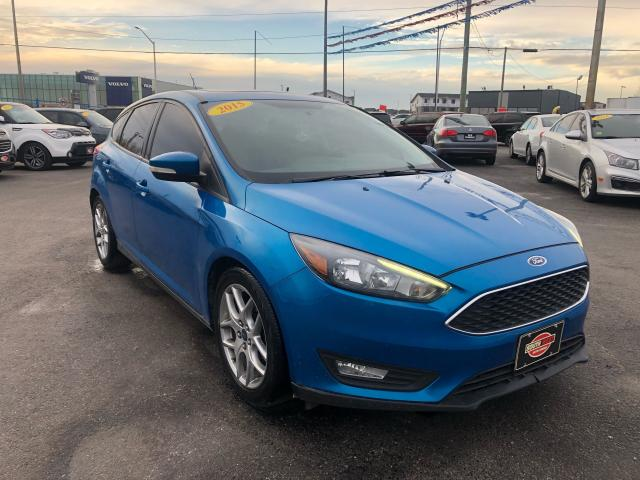 2015 Ford Focus NAV*BACKUP CAM*HEATED SEATS*